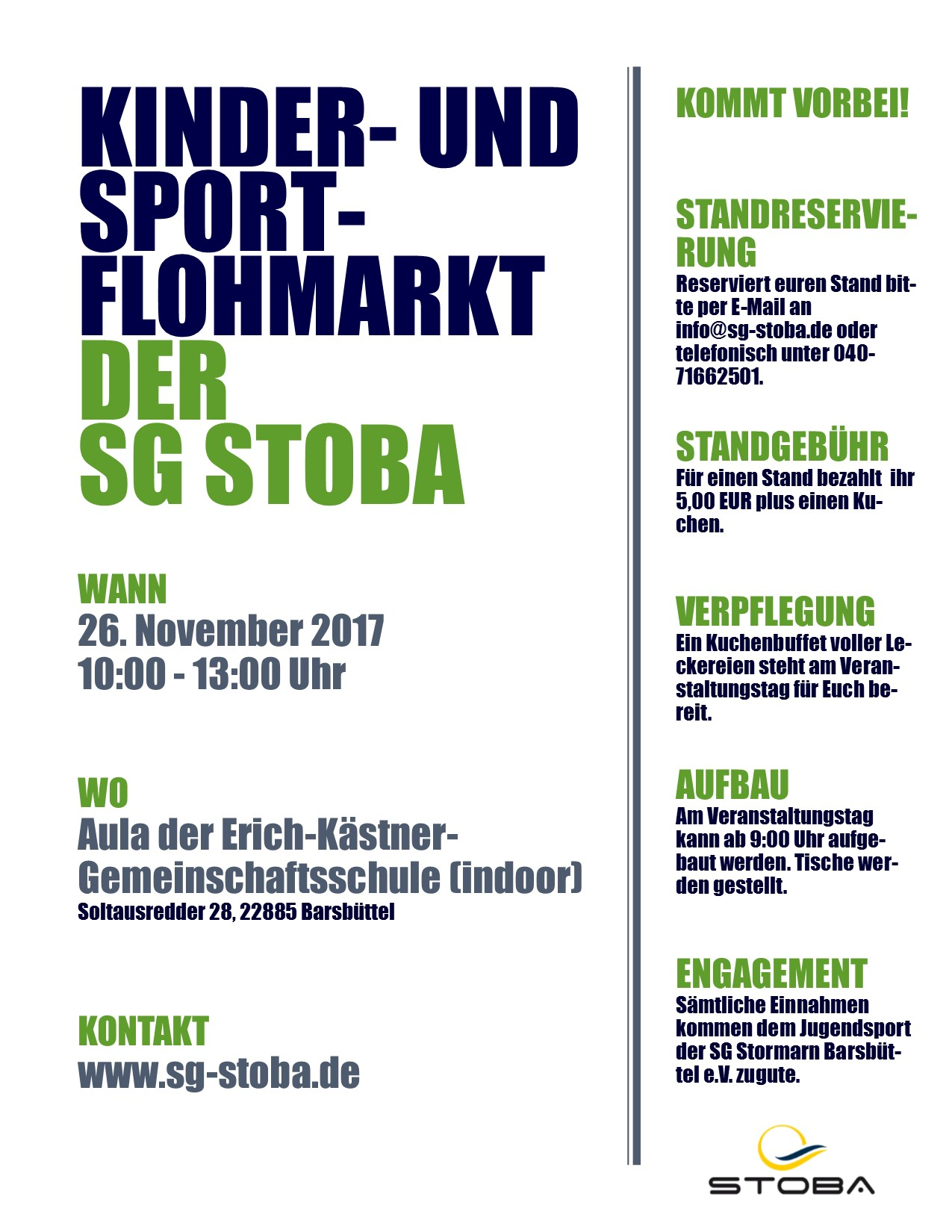 Flohmarkt Barsbüttel